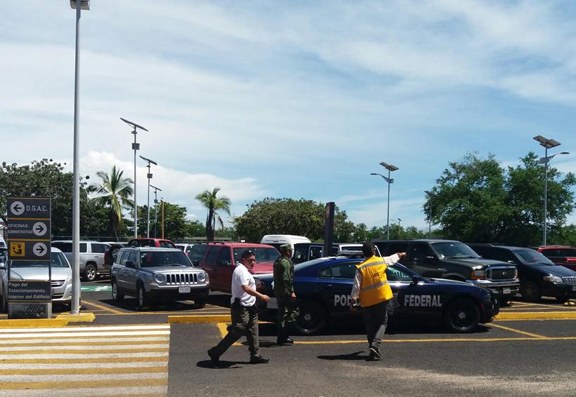 Movilización del Ejército Mexicano en aeropuerto de Puerto Escondido, Oaxaca | El Imparcial de Oaxaca