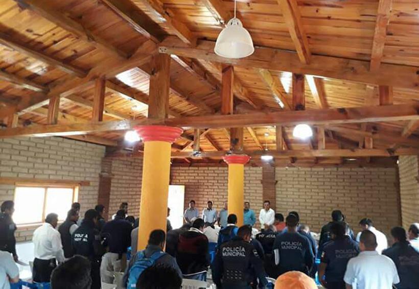 Hacen frente comunitario en la Mixteca de Oaxaca contra la inseguridad | El Imparcial de Oaxaca