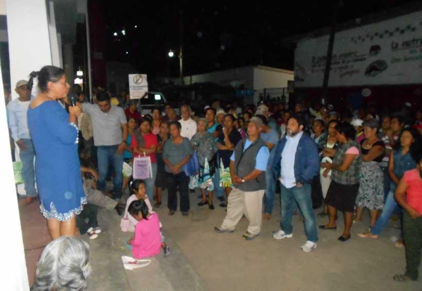 Regidores reclaman a la autoridad desabasto de agua en Cuicatlán, Oaxaca | El Imparcial de Oaxaca