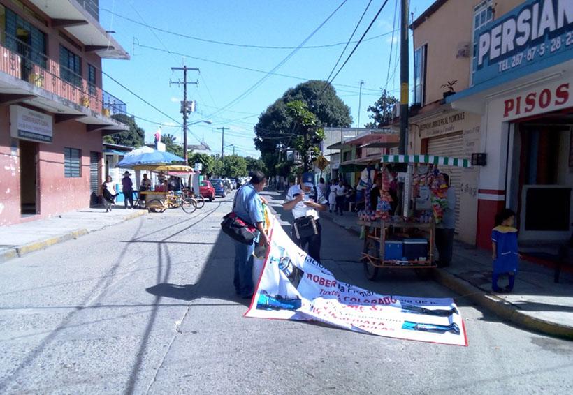 Exigen instalaciones dignas para alumnos de Tuxtepec, Oaxaca | El Imparcial de Oaxaca