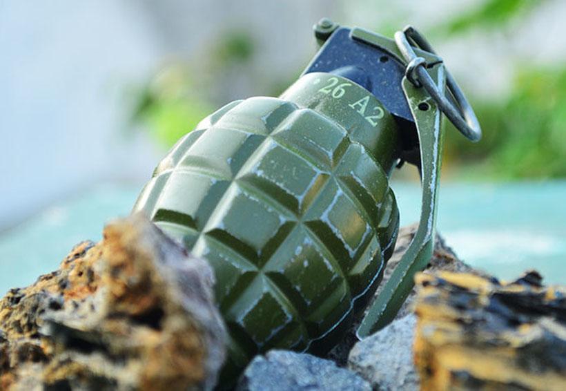 Joven muere tras intentar tomarse un selfi con una granada | El Imparcial de Oaxaca