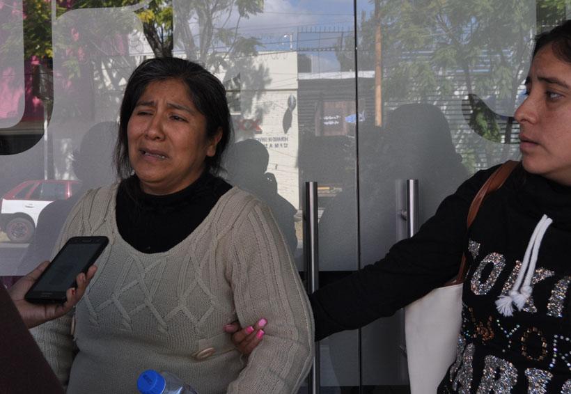La ley, a responsables por muerte del pequeño Edward | El Imparcial de Oaxaca
