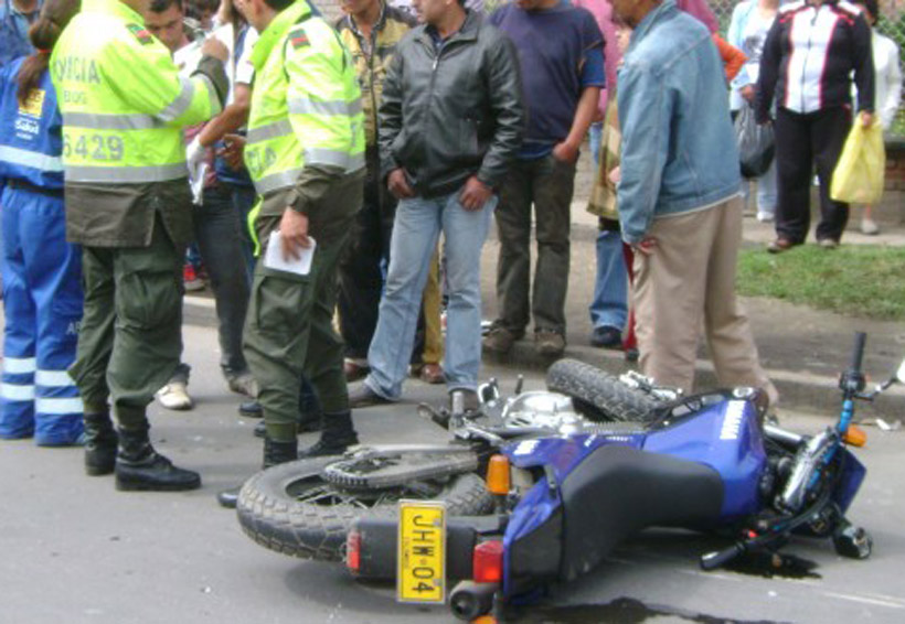 Motociclista muere arrollado por conductor que se dio a la fuga | El Imparcial de Oaxaca