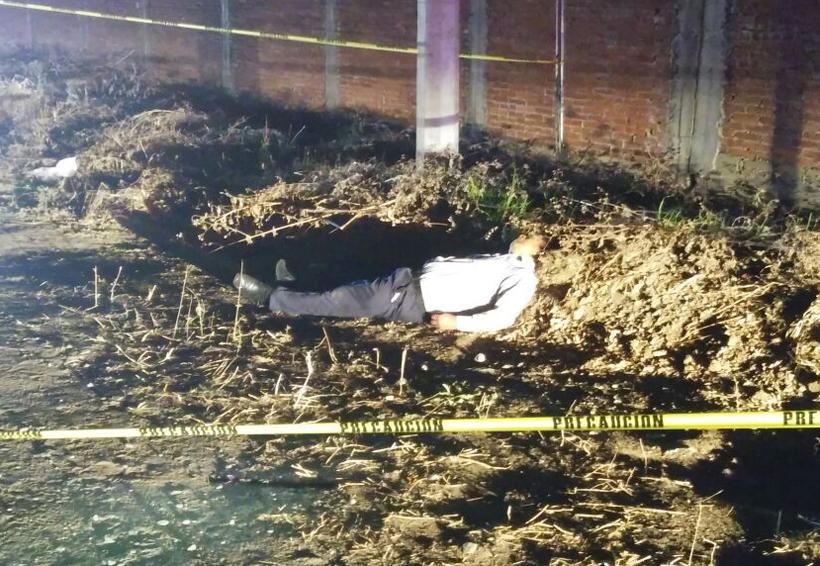 Investigan homicidio en Tlalixtac   El Imparcial de Oaxaca
