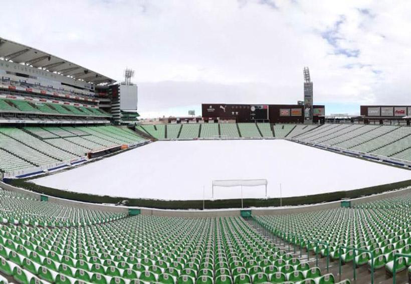 Se 'congelan' estadios en México, lucen como pistas de hielo | El Imparcial de Oaxaca