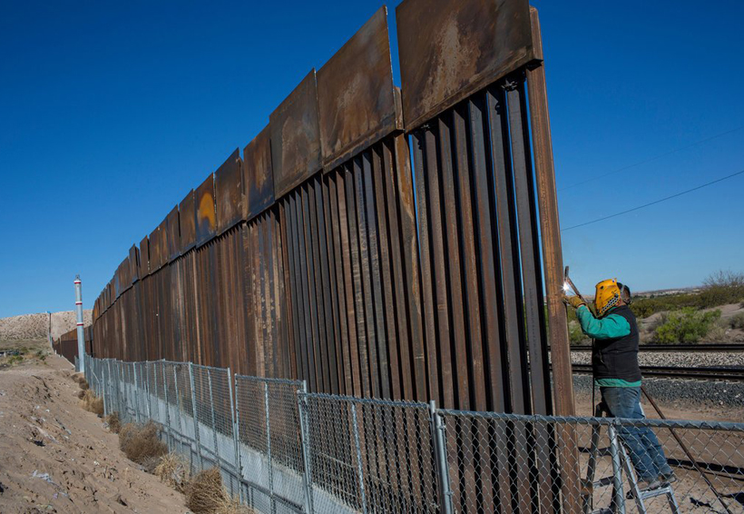 Más del 60% de ciudadanos de Arizona se opone al muro fronterizo | El Imparcial de Oaxaca