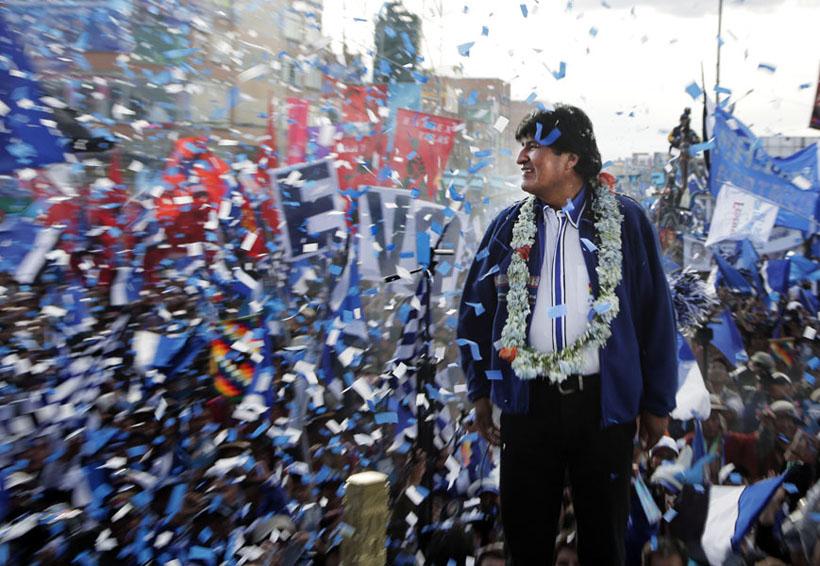 Evo Morales competirá por un cuarto mandato en Bolivia | El Imparcial de Oaxaca