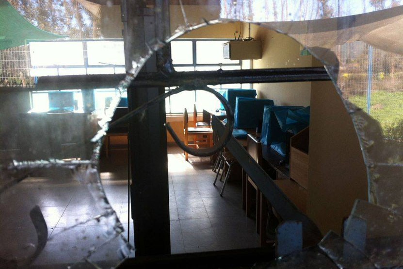 Saquean secundaria en Bahías de Huatulco | El Imparcial de Oaxaca