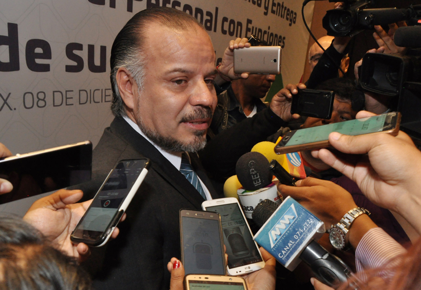 No me han pedido mi renuncia al IEEPO: Germán Cervantes Ayala | El Imparcial de Oaxaca