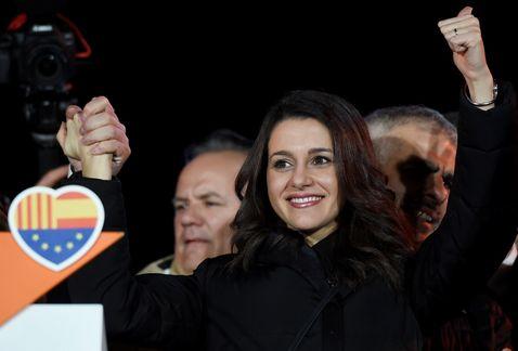 Inés Arrimadas gana elecciones en Cataluña | El Imparcial de Oaxaca