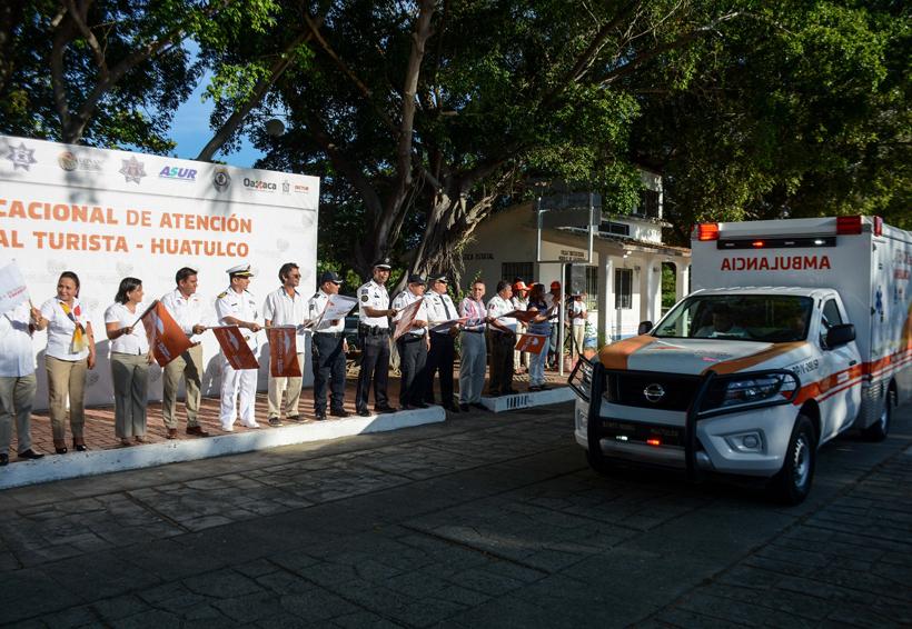 Inicia en Huatulco operativo turístico | El Imparcial de Oaxaca