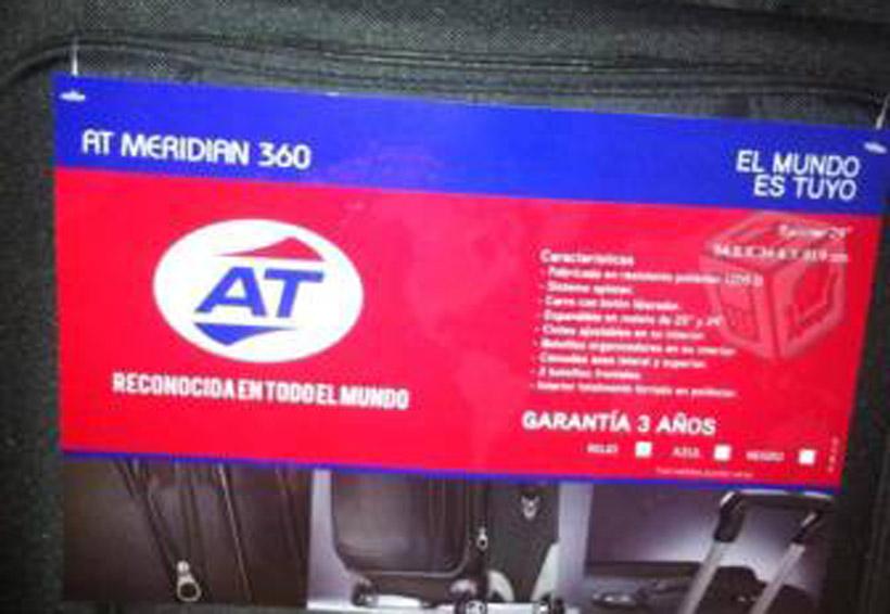 Rechaza Sección 22 maletas de $1,500 | El Imparcial de Oaxaca
