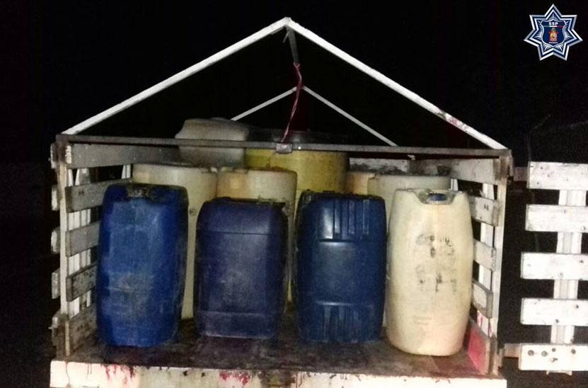 Le caen transportando hidrocarburo en Ixtaltepec | El Imparcial de Oaxaca