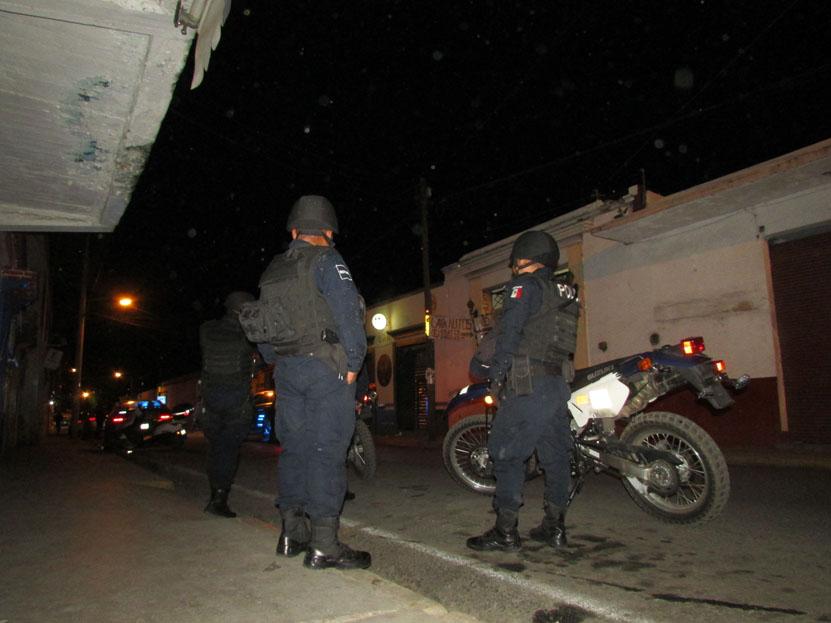 Apuñalan a hombre en bar del Centro Histórico de Oaxaca   El Imparcial de Oaxaca
