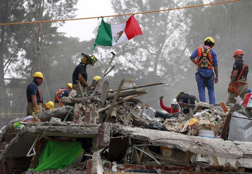 Desastres naturales en 2017 causan pérdidas por más de 300 mil mdd   El Imparcial de Oaxaca