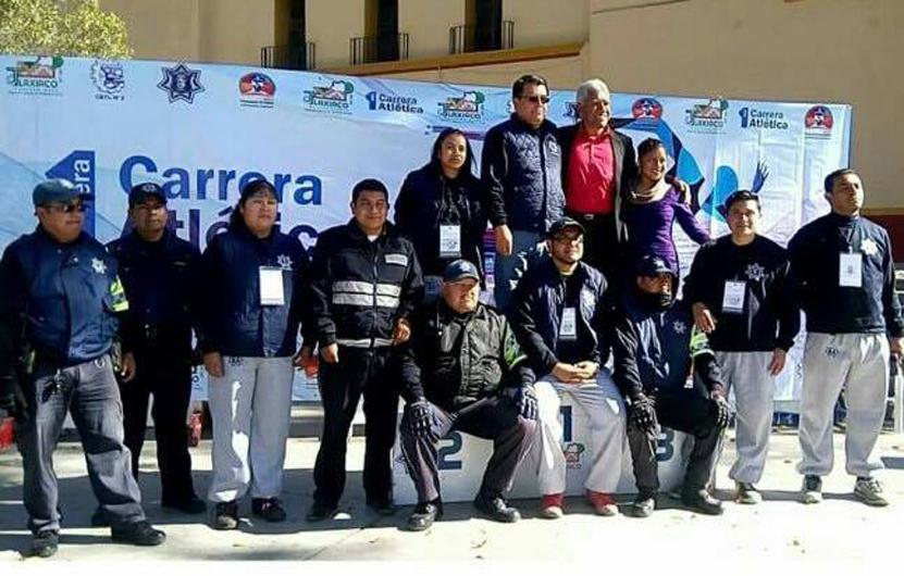 Corrieron para prevenir el delito | El Imparcial de Oaxaca