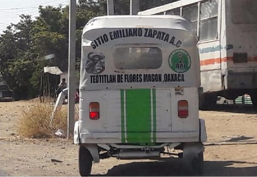 Urge ordenamiento vial  en Teotitlán de Flores Magón, Oaxaca | El Imparcial de Oaxaca