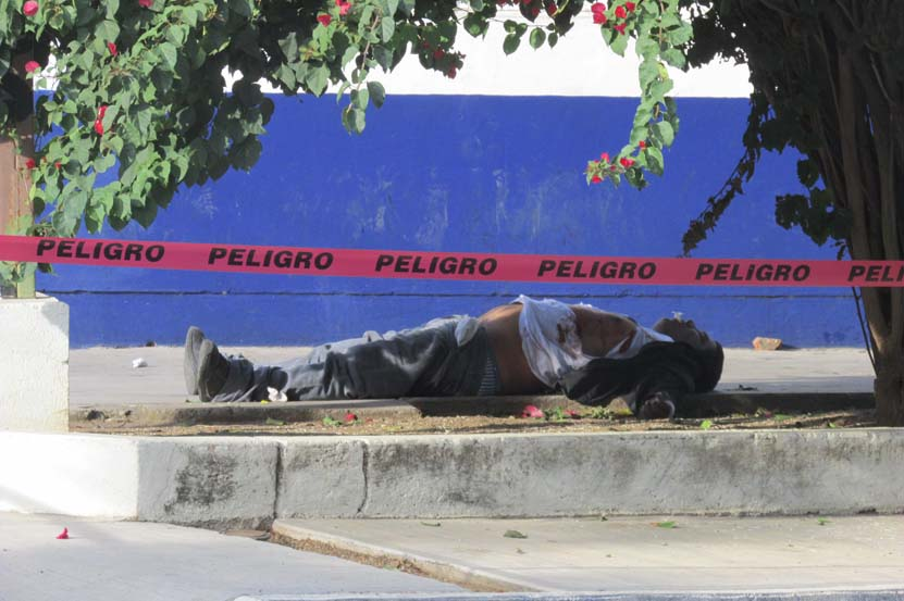 Alega matar en legítima defensa durante una riña en Oaxaca | El Imparcial de Oaxaca