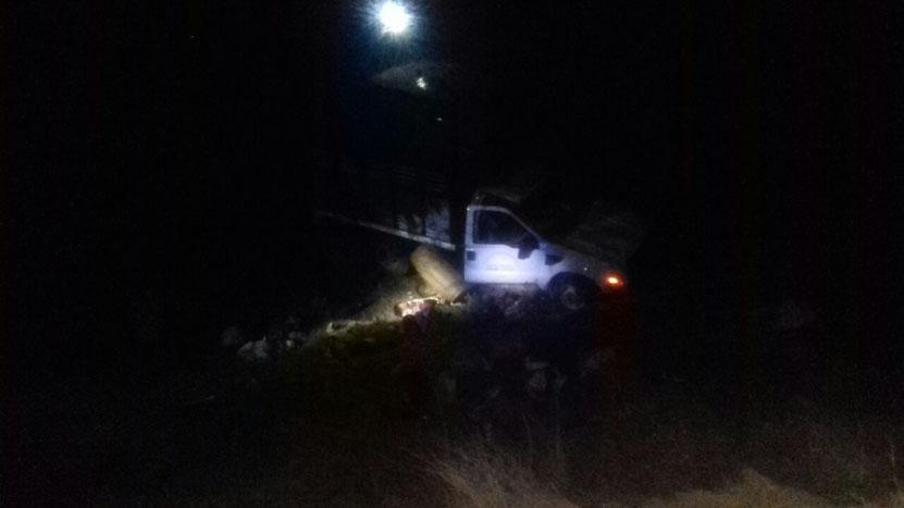 Volcadura fatal en Santa Inés del Monte, Zaachila | El Imparcial de Oaxaca