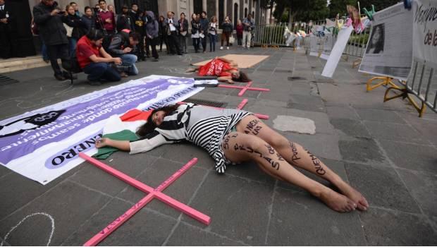 Feminicidio aumentó 72% de 2015 a 2017 | El Imparcial de Oaxaca