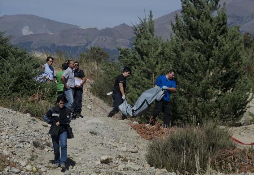 Arrojan desde un auto el cuerpo de un joven asesinado a golpes | El Imparcial de Oaxaca