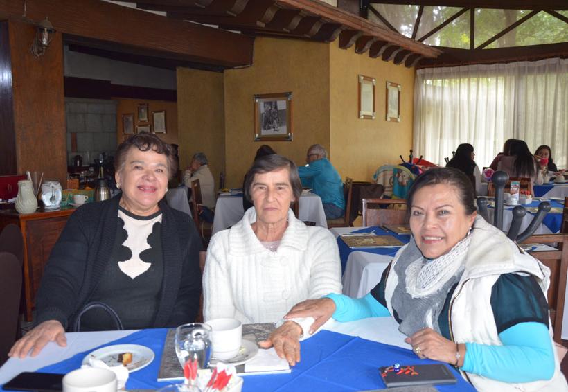 Amena reunión | El Imparcial de Oaxaca