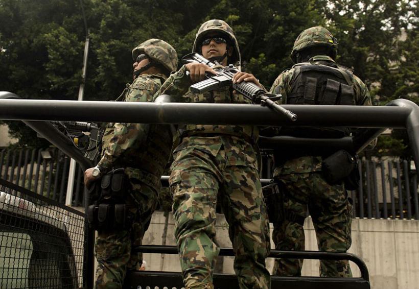 INAI aprueba interponer acción de inconstitucionalidad contra Ley de Seguridad Interior | El Imparcial de Oaxaca