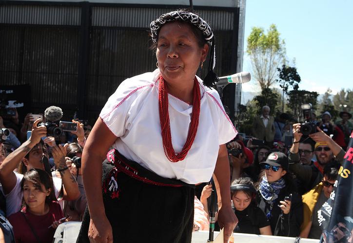 Grupo armado asalta a periodistas en caravana de Marichuy | El Imparcial de Oaxaca