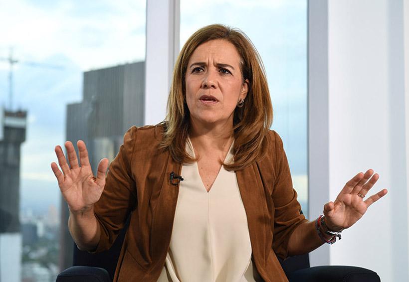 Margarita Zavala afirma que no solo le dará batalla a AMLO, sino que le ganará | El Imparcial de Oaxaca