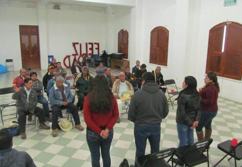 Orientan a Agentes de Huautla  en justica y Derechos Humanos | El Imparcial de Oaxaca