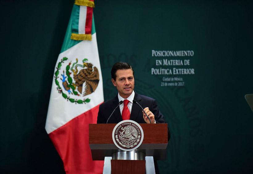 EPN admite que la pobreza es uno de los mayores retos de México   El Imparcial de Oaxaca
