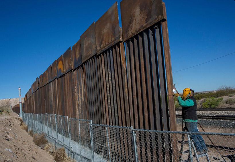 Piden bloquear a quienes intervengan en construcción del muro fronterizo | El Imparcial de Oaxaca