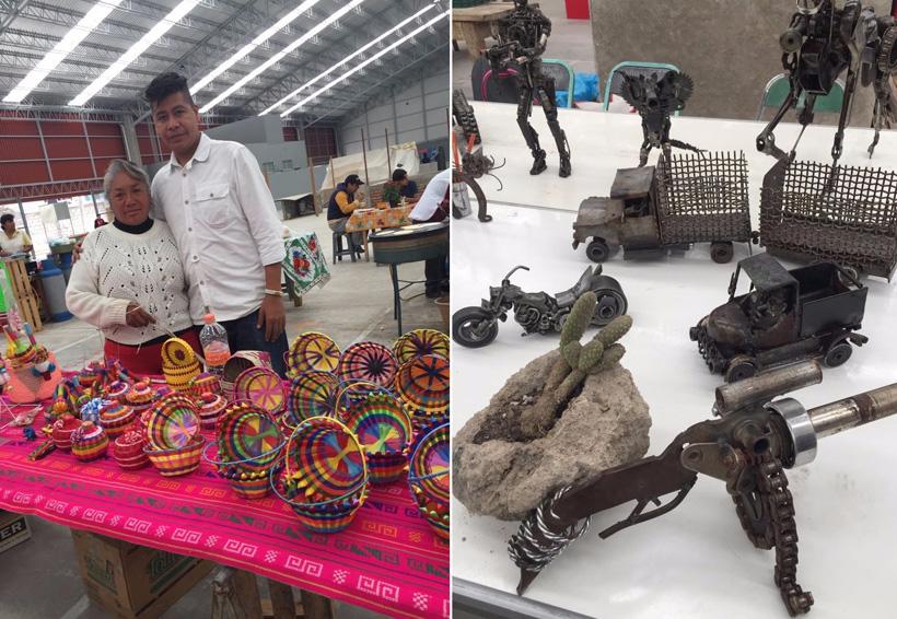 Presentes en Tehuacán  artesanos y comerciantes de la región Cañada, Oaxaca | El Imparcial de Oaxaca