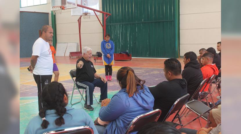 Concluye capacitación para árbitro de basquetbol | El Imparcial de Oaxaca