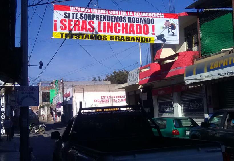 Delito tomar justicia  por propia mano:  José Tuñón Jáuregui | El Imparcial de Oaxaca