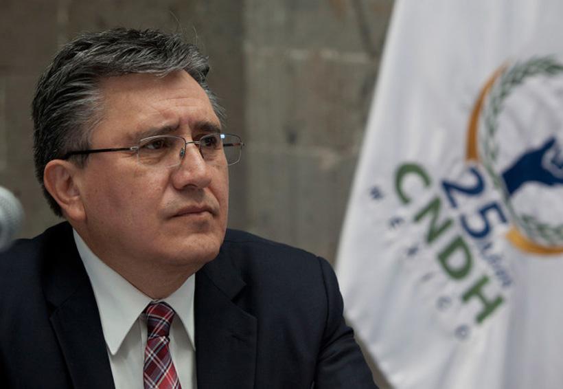 Ombudsman nacional presentará informe y responderá a preguntas de legisladores   El Imparcial de Oaxaca