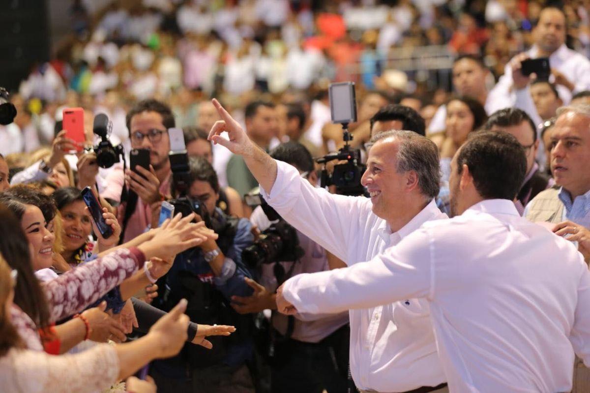 Meade propone un cambio de leyes para combatir corrupción | El Imparcial de Oaxaca