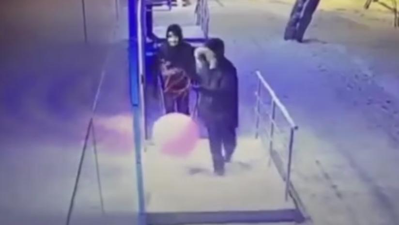 Intentan robar un cajero con un globo lleno de gas pero no les sale según sus planes | El Imparcial de Oaxaca