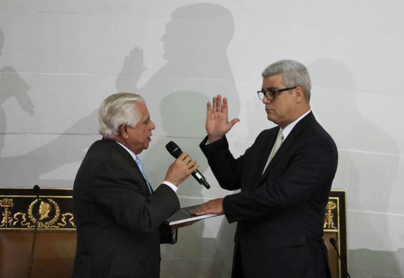 Nuevo presidente de parlamento venezolano buscará reestructurar oposición   El Imparcial de Oaxaca