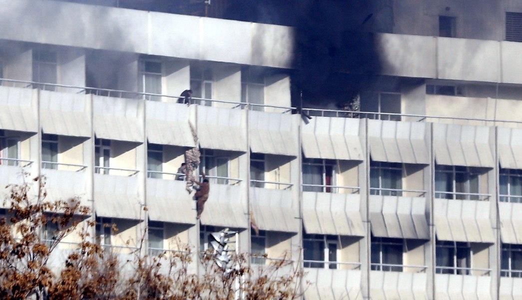 Ataque a hotel en Kabul deja veintena de muertos; entre ellos 14 extranjeros   El Imparcial de Oaxaca