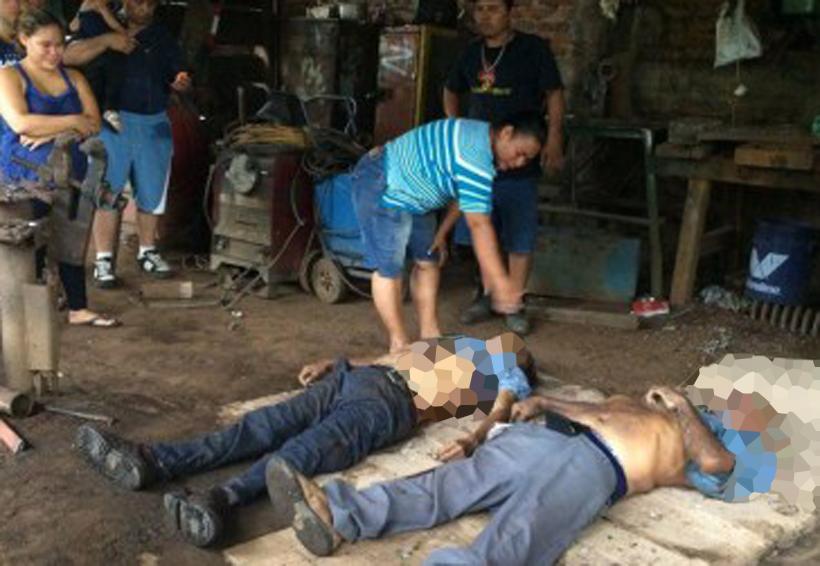 Familia pierde la vida intoxicada por una fuga de gas   El Imparcial de Oaxaca