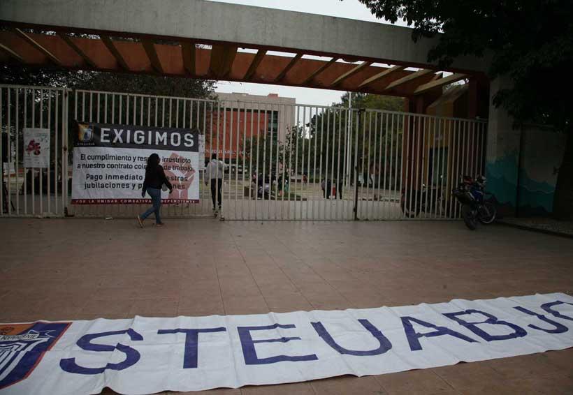 STEUABJO cierra CU por 12 horas | El Imparcial de Oaxaca