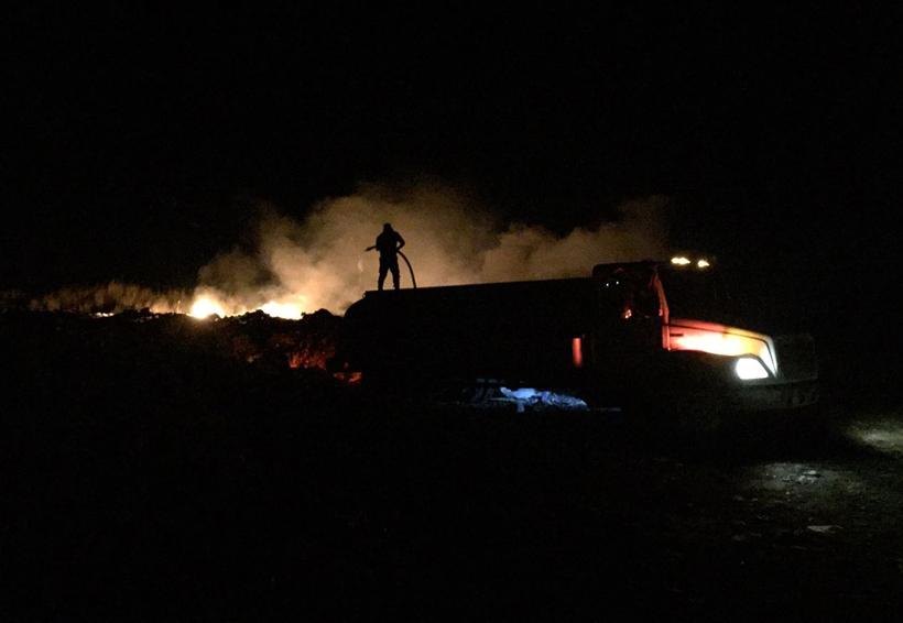 Advierten contaminación en  Ocotlán por quema de basurero | El Imparcial de Oaxaca