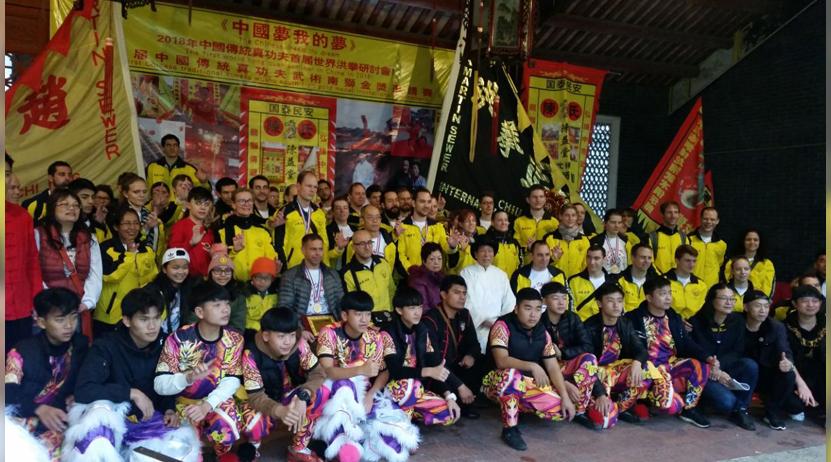 José Jaime Fabián nutre su kung fu  en China | El Imparcial de Oaxaca