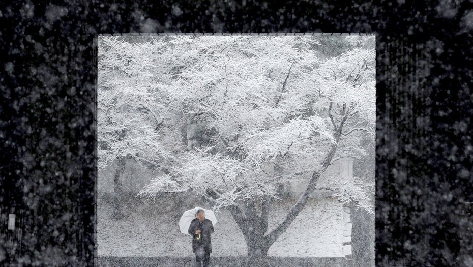 Tokio, entre la nieve extrema y un simulacro de ataque con misiles | El Imparcial de Oaxaca