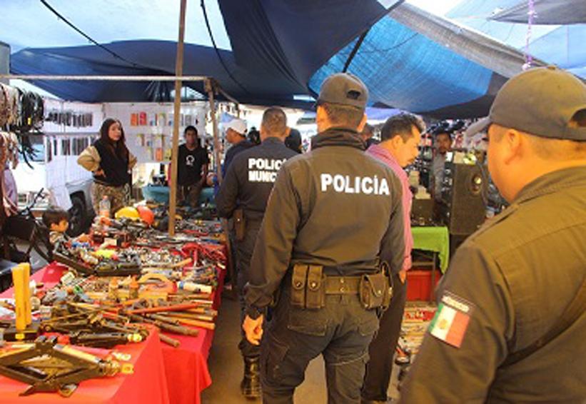 Refuerzan vigilancia en la Central de Abasto en Oaxaca | El Imparcial de Oaxaca