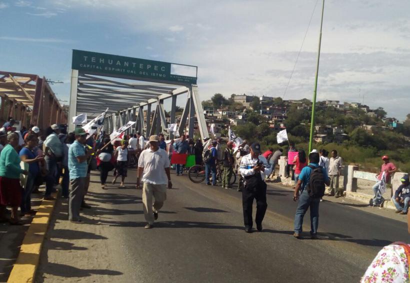 CDP realiza bloqueos en el Istmo de Oaxaca | El Imparcial de Oaxaca
