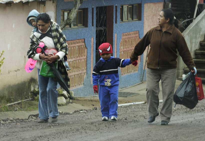 No cede el frío; mantienen alerta en Oaxaca | El Imparcial de Oaxaca
