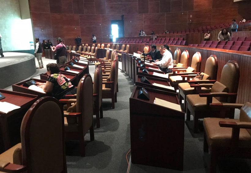 Diputados de Oaxaca buscan reelección pero no legislan | El Imparcial de Oaxaca
