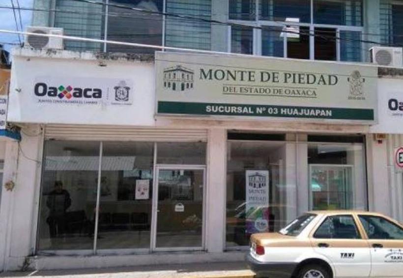 Crecen 30% los empeños por la  cuesta de enero en Huajuapan de León, Oaxaca | El Imparcial de Oaxaca